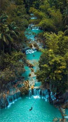 Cambugahay Falls, Siquijor Island, Philippinen - - Cambugahay Falls, Siquijor Island, Philippinen – – Republic connected with Eire Vacation Places, Vacation Destinations, Dream Vacations, Vacation Spots, Beach Vacations, Beach Hotels, Beach Resorts, Tourist Spots, Italy Vacation