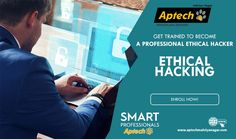 "Learn #ethicalhacking to raise your #career at ""Aptech Malviya Nagar""."