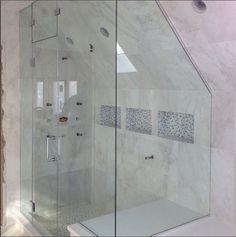 Shower Enclosures Types: Frameless, Semi-Frameless and Framed Frameless Shower Enclosures, Modern Shower, Shower Doors, Bathtub, Nyc, Gallery, Bath