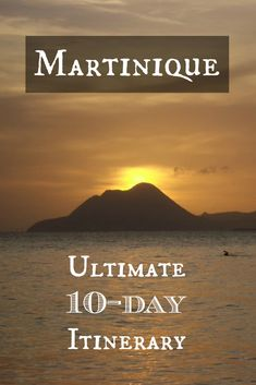 8 Reasons to drop everything and go to Martinique Cheap Caribbean Vacations, Southern Caribbean Cruise, Vacation Destinations, Vacation Ideas, Travel Inspiration, Colorado, Places To Visit, The Incredibles, Utah