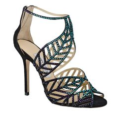 Jimmy Choo spring/summer 2014 shoe collection