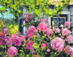 Bouldering, Lighthouse, Peonies, Iris, Past, Floral Wreath, Wreaths, Cheryl, Colorado