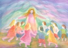 moving the soul with color - inviting Spirit - GALLERY Human Soul, Angel Art, Pretty Pastel, Art Reference, Worship, Watercolor, Canvas, Gallery, Artwork