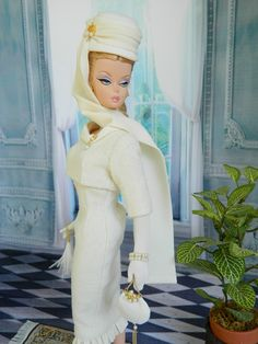 ~Tahari~ OOAK Fashion Silkstone Barbie by Joby Originals