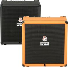 Orange Amplifiers Crush PiX Bass Series CR100BXT 100W 1x15 Bass Combo Amp  $429.99