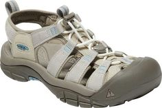 41d61979509 Shoes · Women s Keen Newport H2 Sandal - Plaza Taupe Provincial Blue with  FREE Shipping  amp