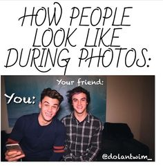 LOLOLOL Well actually more Gray nor Ethan ever look bad but XD
