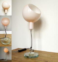 Rara Parola Lamp Fontana Arte design Gae Aulenti Piero Castiglioni anni 80 in…