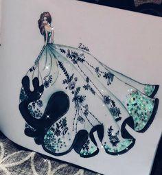 Dress Design Drawing, Dress Design Sketches, Fashion Design Sketchbook, Fashion Design Drawings, Fashion Sketches, Fashion Drawing Tutorial, Fashion Model Drawing, Fashion Drawing Dresses, Fashion Illustration Dresses
