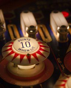 Pinball - 10 Points When Lit