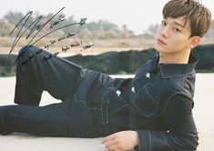 'April and a Flower' Chen's EXO Album digital booklet from iTunes Chanyeol, Kai, Exo 2014, Exo Album, Xiuchen, Kim Minseok, Fandom, Kpop Exo, Celebrity List