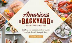 La Brea Bakery Homepage