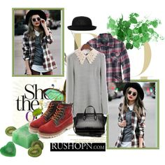 Fashion collocation---rushopn.com