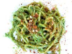 Ricetta Portata principale : Pesto di zucchine e fiori da SilviaVSlucaproject