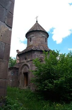 Makaravank (Armenian: Մակարավանք) is a 10th to 13th century church complex in Achajur Village of Tavush Marz, Armenia, on the slope of Paitatap Mountain.