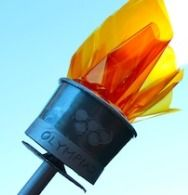 Olympic fun: make the Olympic Torch | Art and Craft - Find Activities for Kids - Kidspot New Zealand..