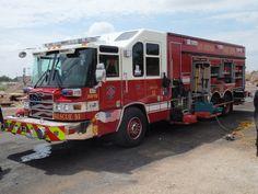 San Antonio Rescue 51  (Pierce Quantum Heavy Rescue)