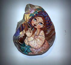 Sassi & pietre dipinte da Lidia Gennari