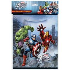 Sacs surprises Avengers