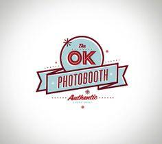 Designspiration — The OK Photobooth logo - FOUNDRY CO