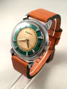 RARE Vintage 1MChZ Kirova USSR men's watch by SovietEmpire on Etsy