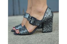 #TuesdayShoesday: Seasonal Sparklers  Holiday outfitting, meet your merry match! We're...
