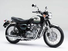 2015 Kawasaki W800