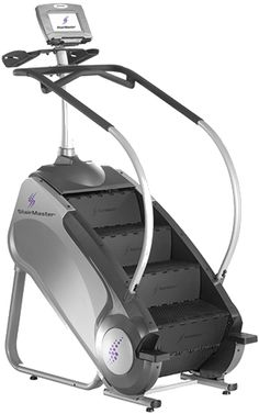 get in shape with the stepmill one of the best cardio machines