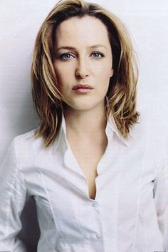 Gillian Anderson - Scully!