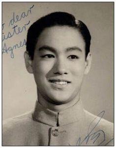 Bruce Lee..