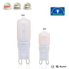 G9 Led Light Bulb Dimmable