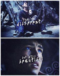 Teen Wolf - Visionary #babyderek #blueeyes #season3