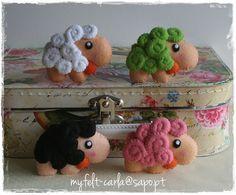 Nice little sheep