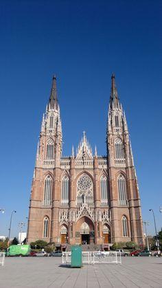 Catedral de La Plata, Buenos Aires, Argentina.