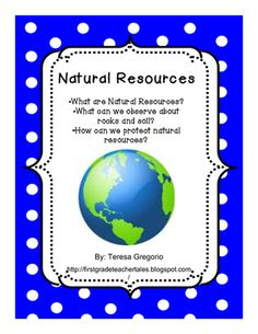 Natural Resources and Manmade resources  SCIENCE  Pinterest