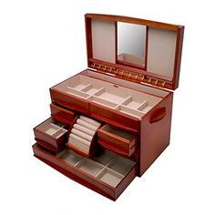 Mele & Co. Empress Jewelry Box in Walnut Finish Mele & Co. http://www.amazon.com/dp/B002LUWM3K/ref=cm_sw_r_pi_dp_jA0-wb0Y83ATB
