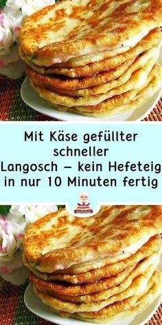 Kefir Recipes, Cooking Recipes, Cheese Patties, Kefir Benefits, Best Pancake Recipe, Pizza Snacks, Bread Substitute, Galette, Empanadas