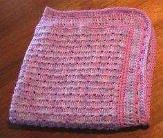 47 Best Tunisian Crochet Baby Afghans Images Tunisian Crochet