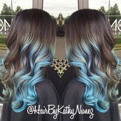 Get the Blues: 20 Pastel Blue Hairstyles You Have to Try