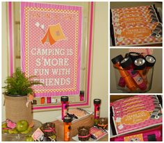 Glamping Party #glamping #party