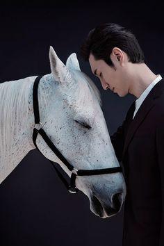 CHINA LIFE 生活 | Horse year by Matthieu Belin, via Behance