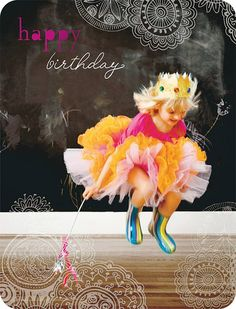 Happy Birthday Card - Taylor Swift