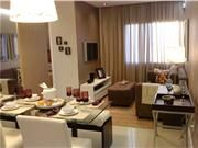 Sala - Foto do Apartamento Modelo