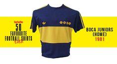 73af90e18a8 FourFourTwo's 50 favourite football shirts... EVER   FourFourTwo Mas Linda, Football  Shirts