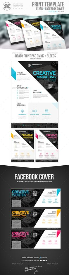Corporate Flyer Template PSD #design Download: http://graphicriver.net/item/corporate-flyer/14277364?ref=ksioks