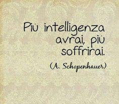La tua intelligenza sia contributo sociale per gli altri nonostante non sarà semplice diffonderla!