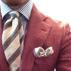 Well put together. Have a master tailor come to your home or office.