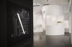 'Oskar Hansen. Open Form' exhibition views, Museu d'Art Contemporani de Barcelona (MACBA) 2014, photo courtesy MACBA