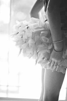 Black and White Tutu