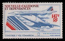 Nouvelle-Calédonie 1976-mi-Nº 572 ** - Avion/Airplane-Concorde
